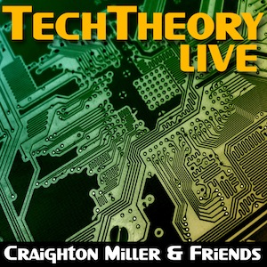 Tech Theory Live 010: Facebook Ghost Town