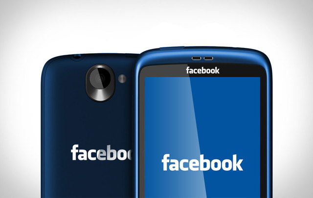 Facebook Phone For Mid-2013