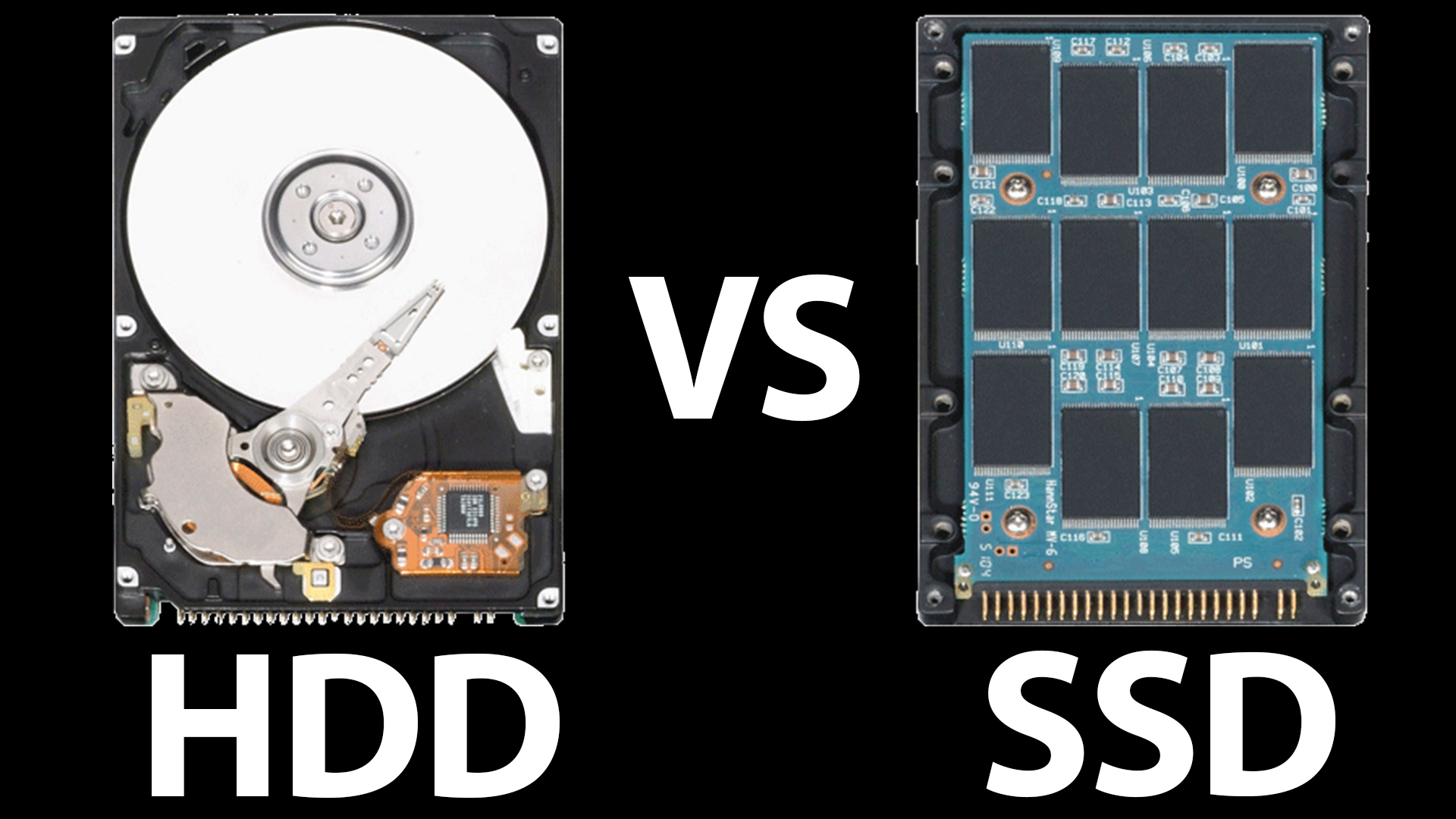 Solid State Drives Vs Hard Drive Logiclounge