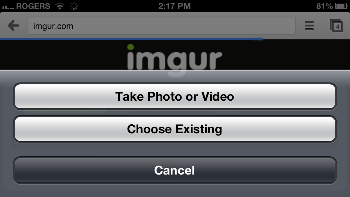 iOS 6 Adds In-Browser File Uploads