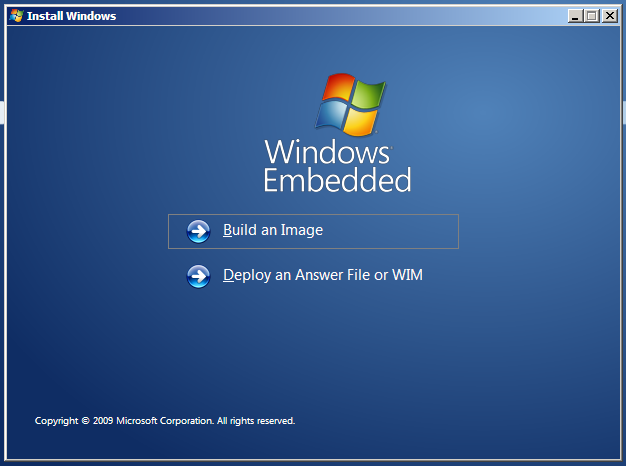 How To Create A Windows 7 Embedded Flash Drive Logiclounge