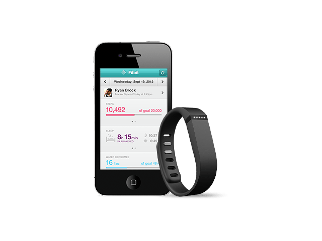 access contacts through fitbit