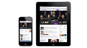 Yahoo Reveals Homepage Redesign With Social Streams, Optimizations For Smartphones And Tablets