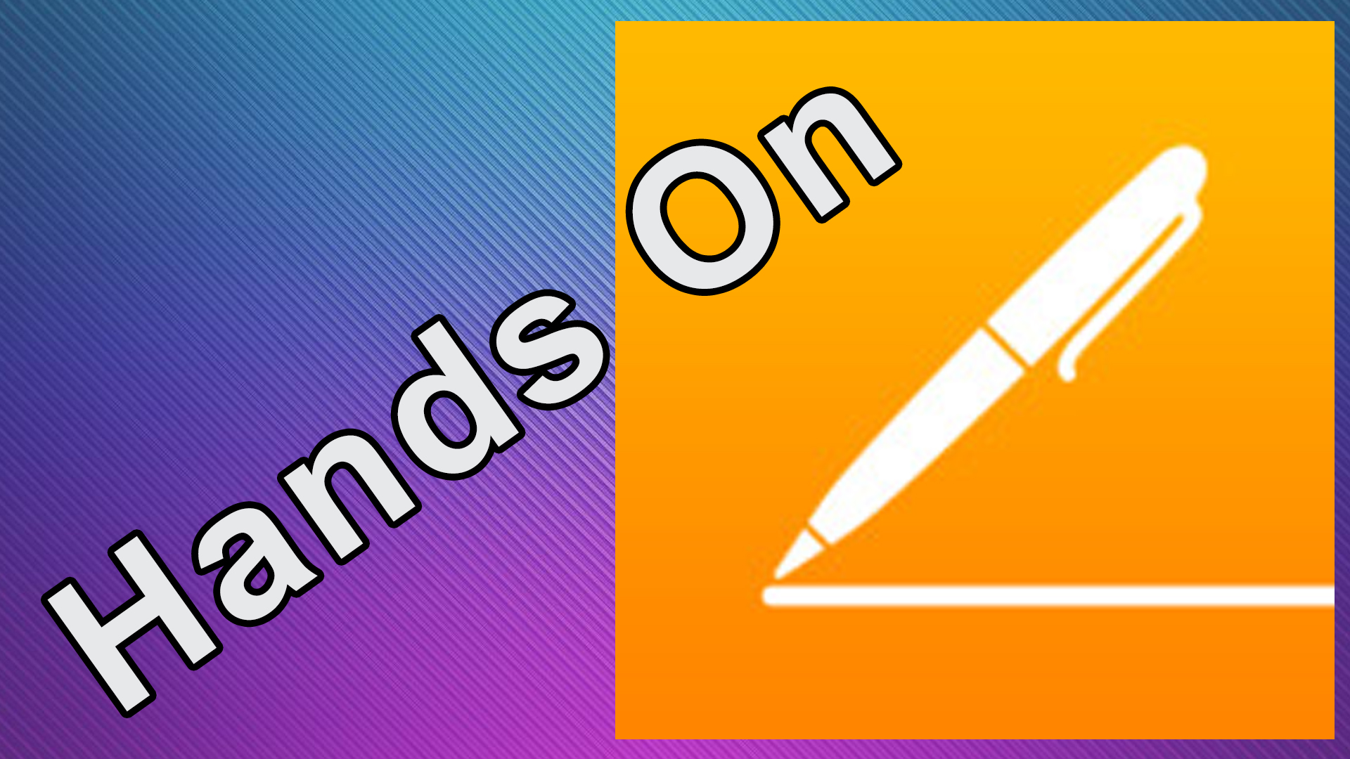 Hands On: Apple - iWork for iOS - Pages (on iOS 7) .