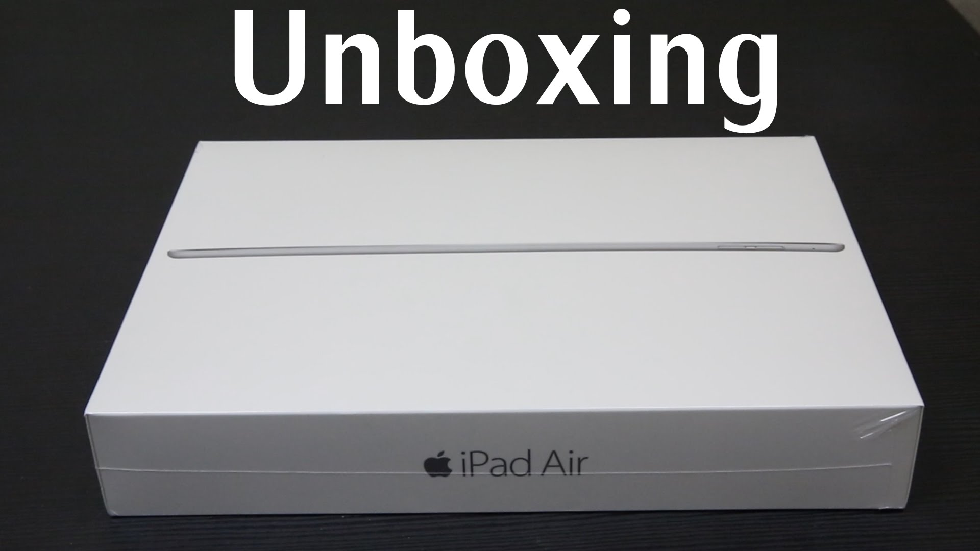 Unboxing: iPad Air 2 - LogicLounge