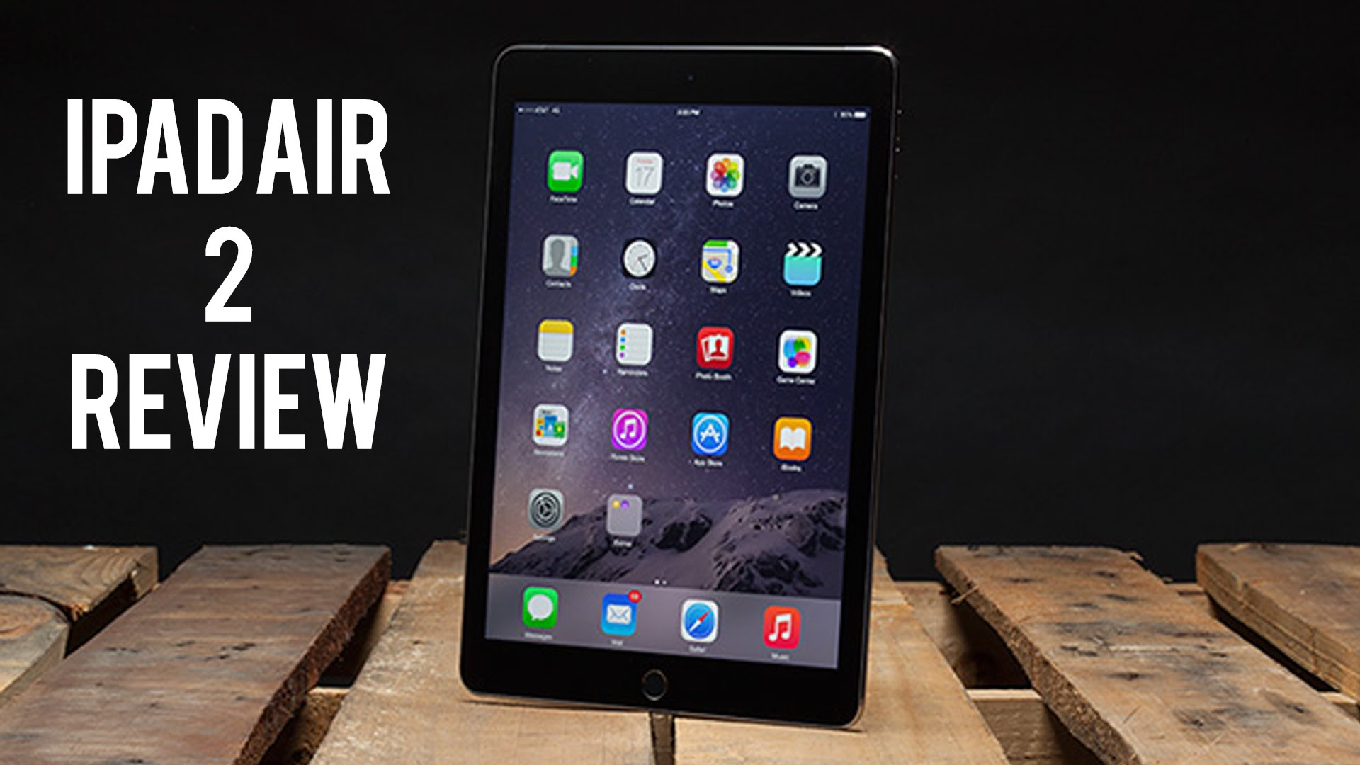 review ipad air 2 logiclounge. Black Bedroom Furniture Sets. Home Design Ideas
